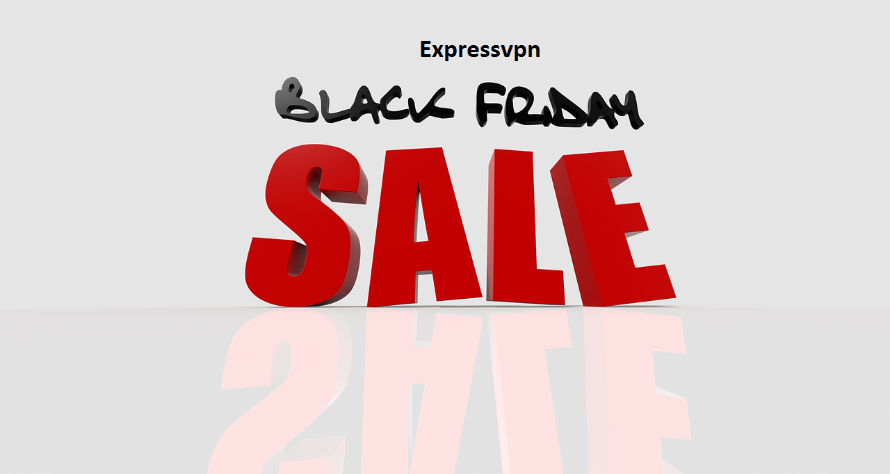 Expressvpn black Friday 2019 sale
