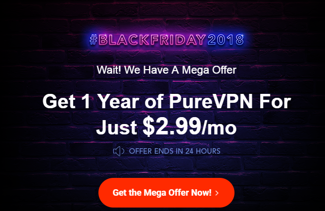 PureVPN black friday
